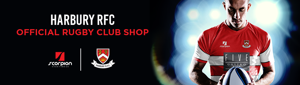 Harbury Rugby Kit Shop
