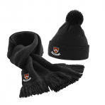 Harbury RFC Hat & Scarf Set