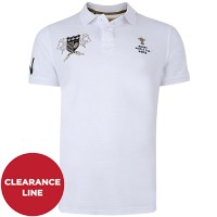 White World Cup Webb Ellis Cup Polo Shirt