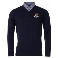 Harbury RFC V Neck Jumper